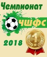 Футбол. Чемпионат 2018. 1 место