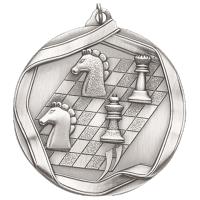Медаль за II место